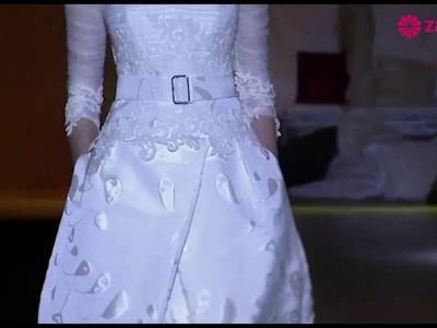 Suknie ślubne 2014: pokaz kolekcji Inmaculada García