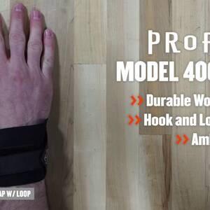 Ergodyne Product Video - ProFlex<sup>®</sup> 420 Wrist Wrap w/Thumb Loop