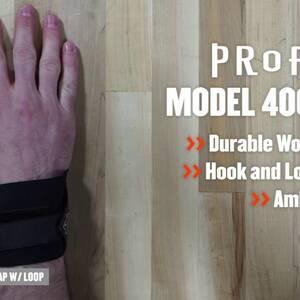 Ergodyne Product Video - ProFlex<sup>®</sup> 420 Wrist Wrap w/Thumb Loop
