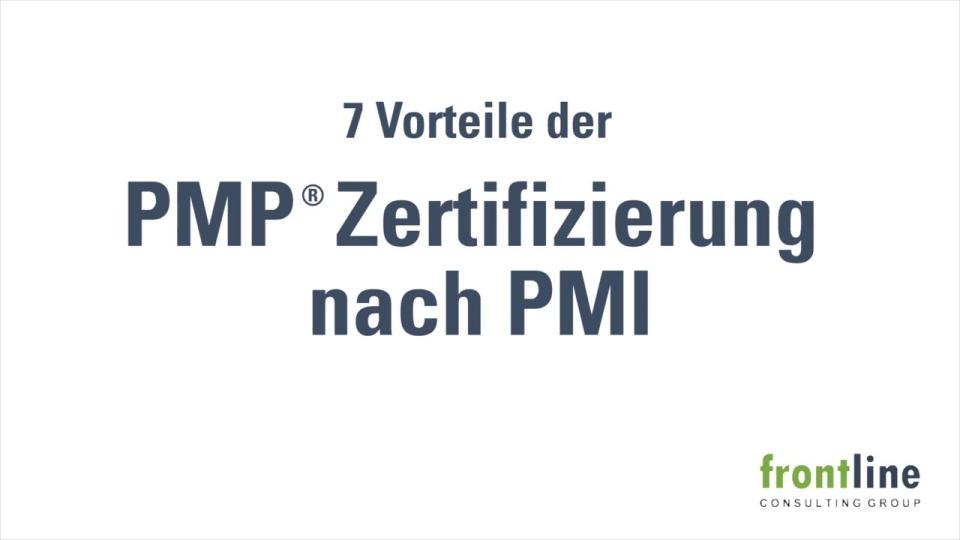 PMP Zertifizierung - Der sichere Weg zum PMP Examen