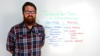 Tracking SEO Metrics in Google Analytics