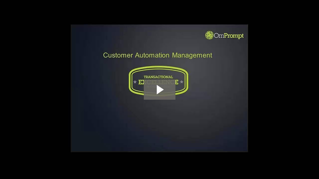 Process Automation & Customer Automation Management for Stryker | OmPrompt