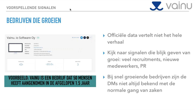 Slimme data voor Sales in HR & Recruitment