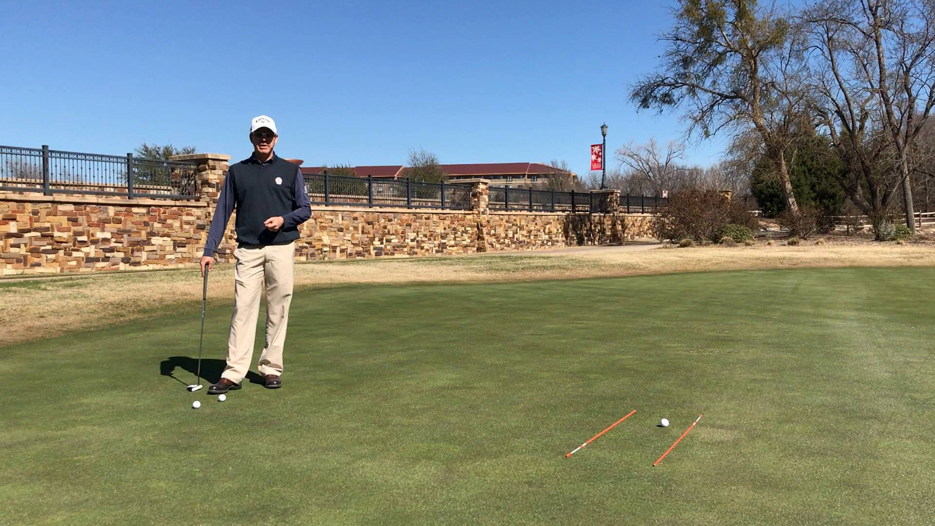 Speed Control On The Golf Putting Green Is Critical
