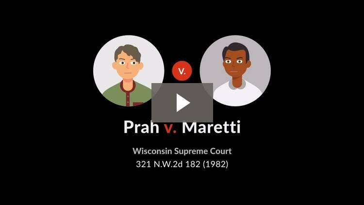 Prah v. Maretti