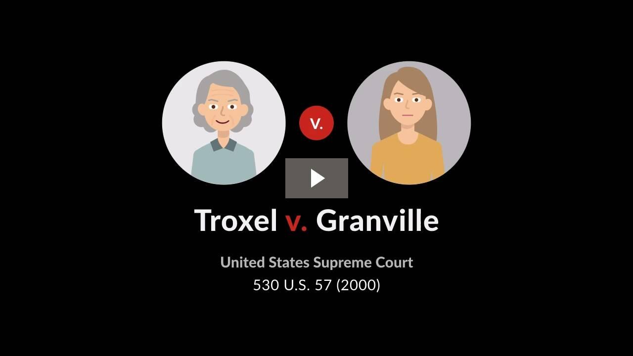 Troxel v. Granville