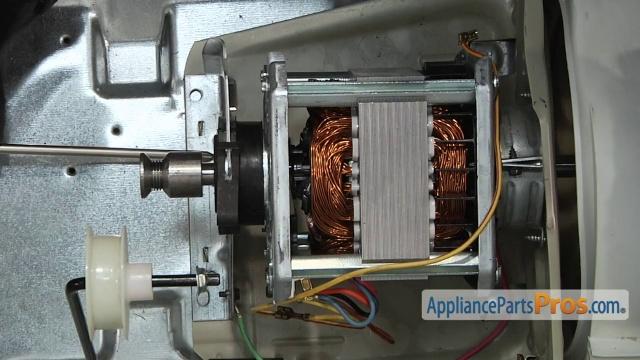ge we17x10010 dryer motor kit appliancepartspros com