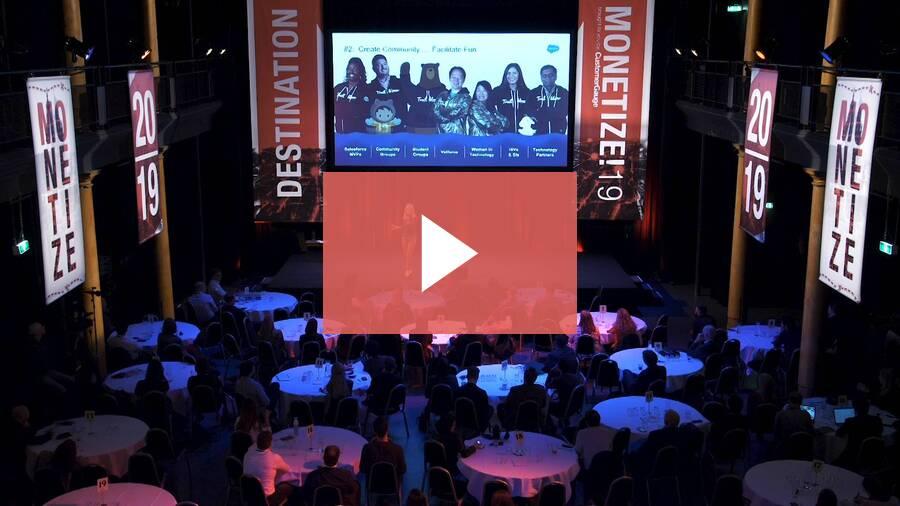 Monetize! Amsterdam - Salesforce