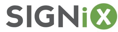 SIGNiX Digital Signatures