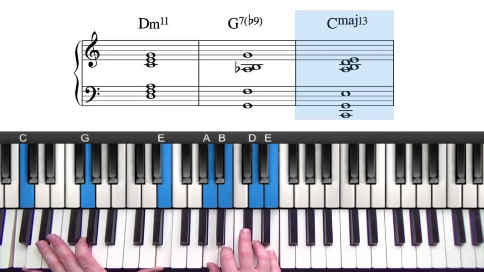 Passing Chords Tutorial Pianogroove
