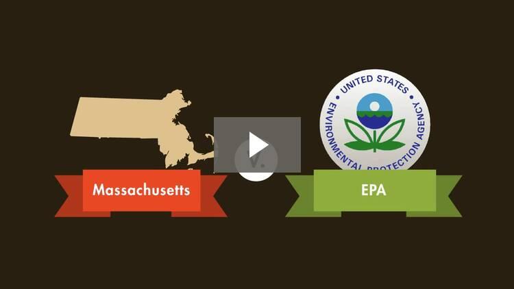 Massachusetts v. Environmental Protection Agency