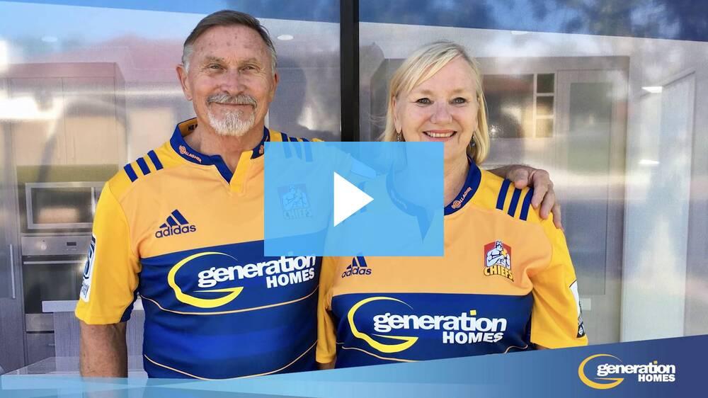 Peter and Gail Turner - Fairview Estate, Tauranga