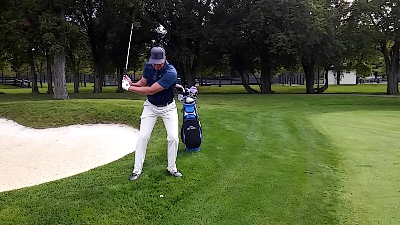 "Pitch Out Of Heavy Rough With The ""Snake Strike"" Technique"