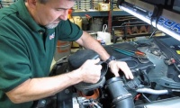 Air Filter Installation Range Rover Full Size