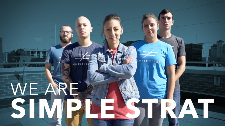 We are Simple Strat