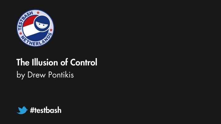 The Illusion of Control - Drew Pontikis