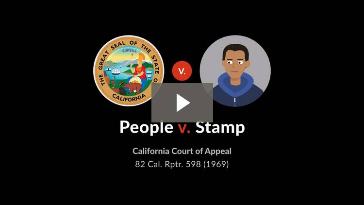 People v. Stamp