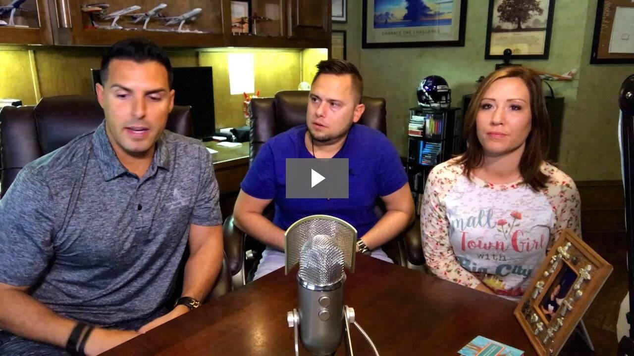 11-21-16 Livestream NMD Daniel and Vanessa Rotoni