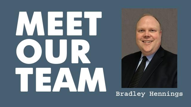 Meet Our Team: Brad Hennings – Video