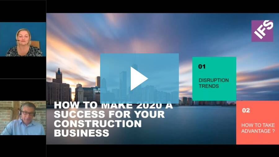 How to make 2020 a success for your construction business