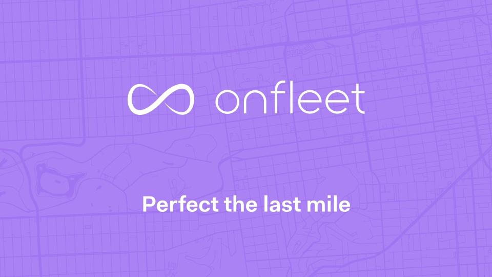 Onfleet Product Demo