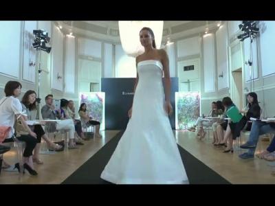 Romántica moda europea para novias