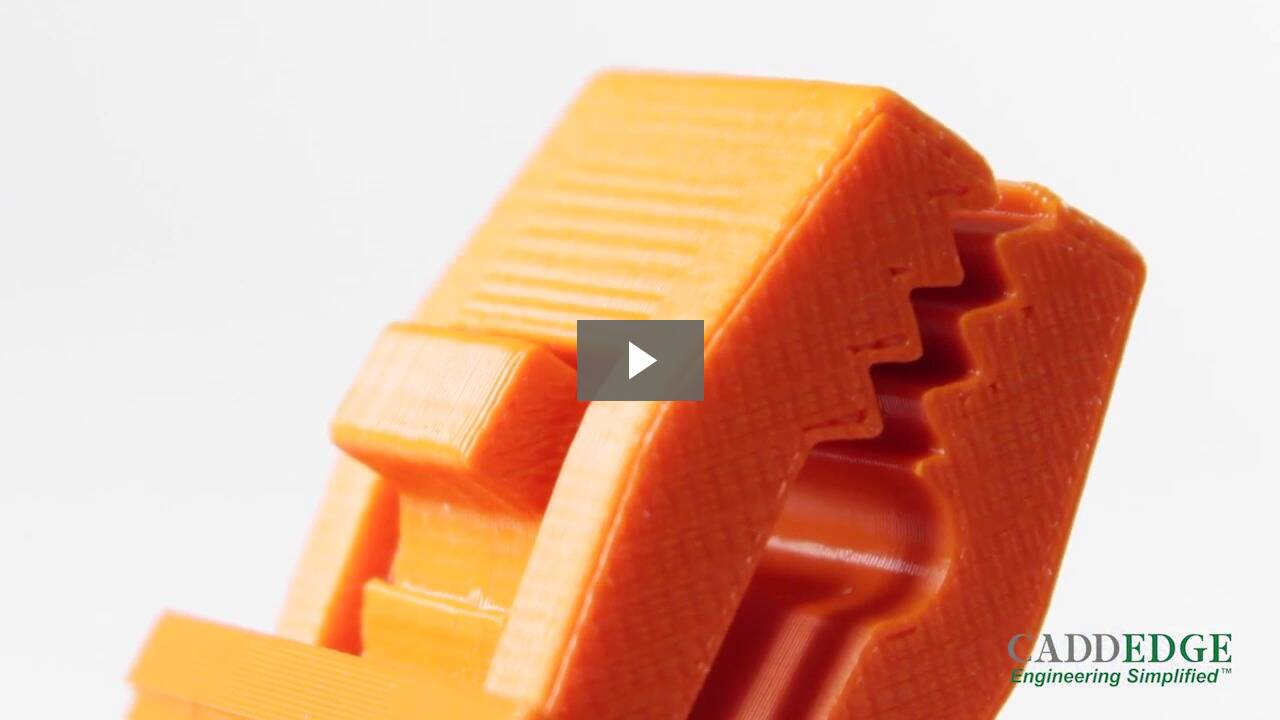 FDM 3D Printing with ABS Plastic: Material Properties/Applications