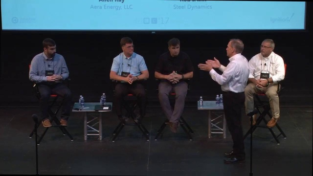Industry Panel: Using Ignition to Adapt and Stay Competitive