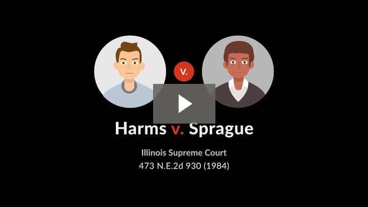 Harms v. Sprague