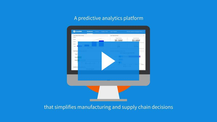 LeanDNA Explained: Transforming How Supply Chains Improve On-Time Delivery
