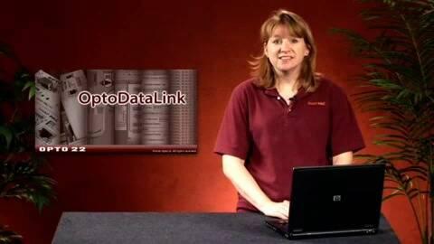 OptoDataLink Database Integration Software - 1 Minute
