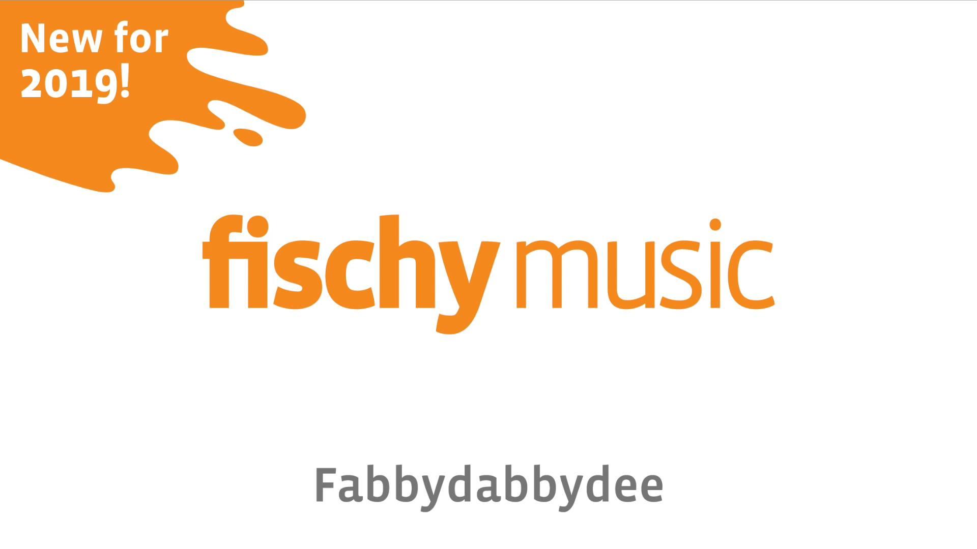 Fabbydabbydee (ages 3-7)