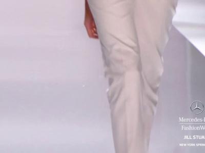 Vestidos de fiesta 2013 de Jill Stuart en Mercedes Benz Fashion Week