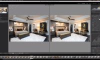 Thumbnail for Retouching / Master Bedroom Shoot II-Lightroom RAW Adjustments