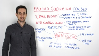 Helping Googlebot To Help Your SEO