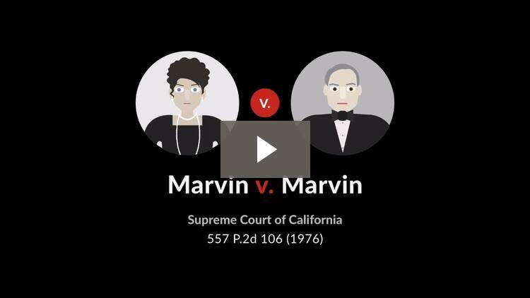 Marvin v. Marvin