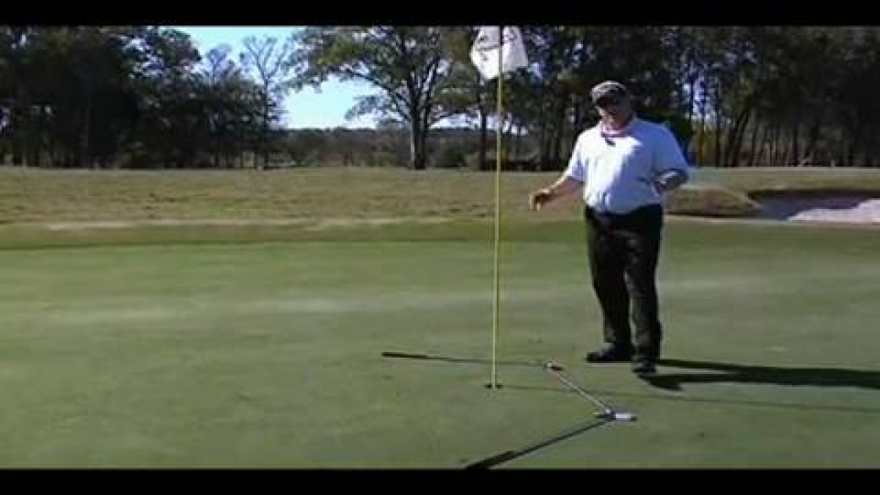 Use Chipping 5 Point Game for Chipping Accuracy