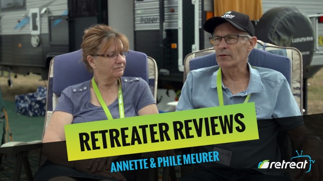 Retreater Review – Annette & Phile Meurer