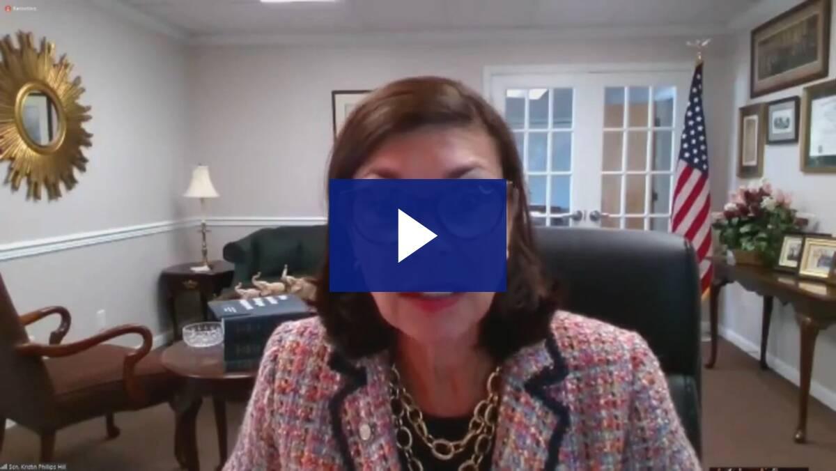 8/24/21 - Q&A: Secretary of State Veronica Degraffenreid
