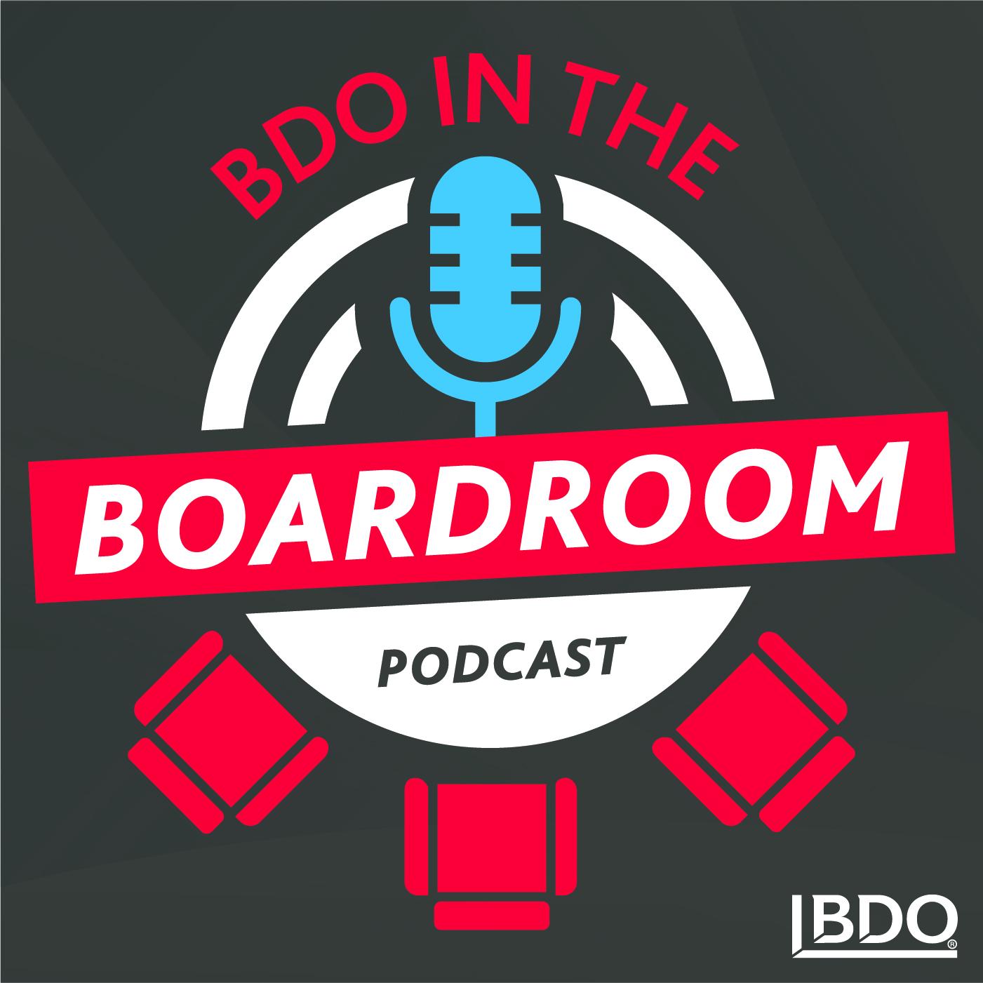 BDO in the Boardroom
