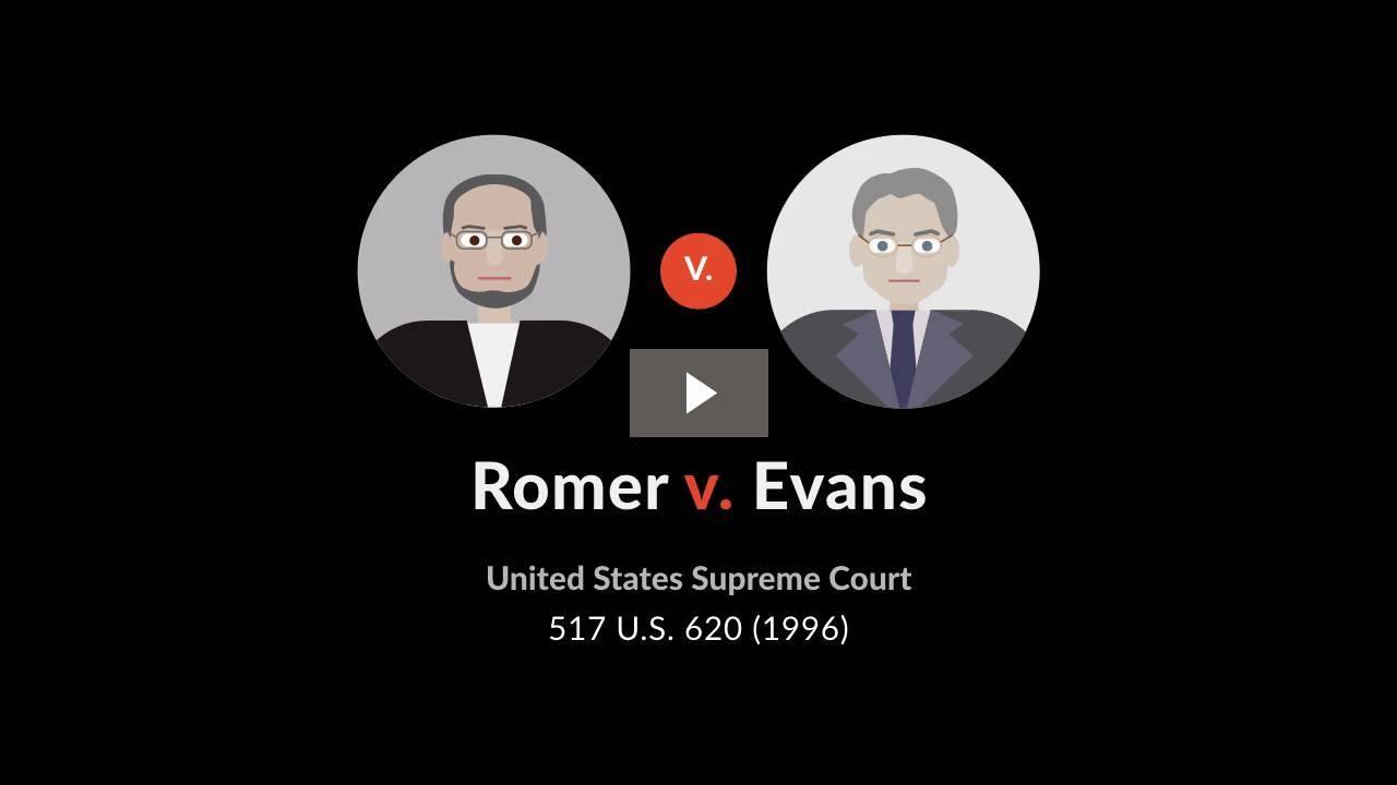 Romer v. Evans