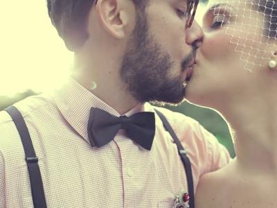 O casamento do twitter: #brunadigasim