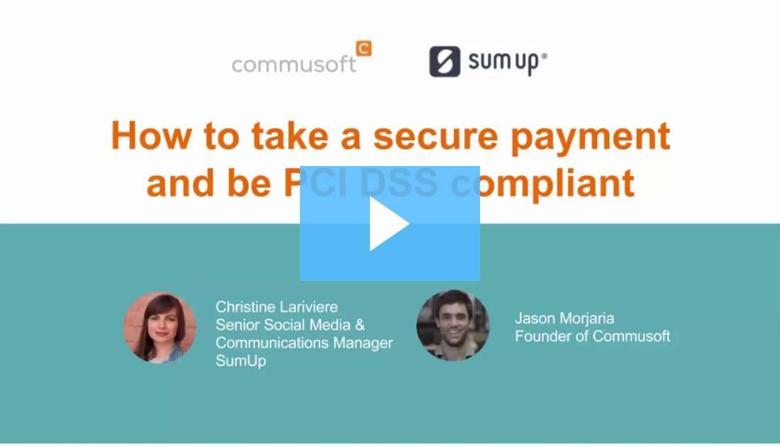 Commusoft and SumUp webinar edited