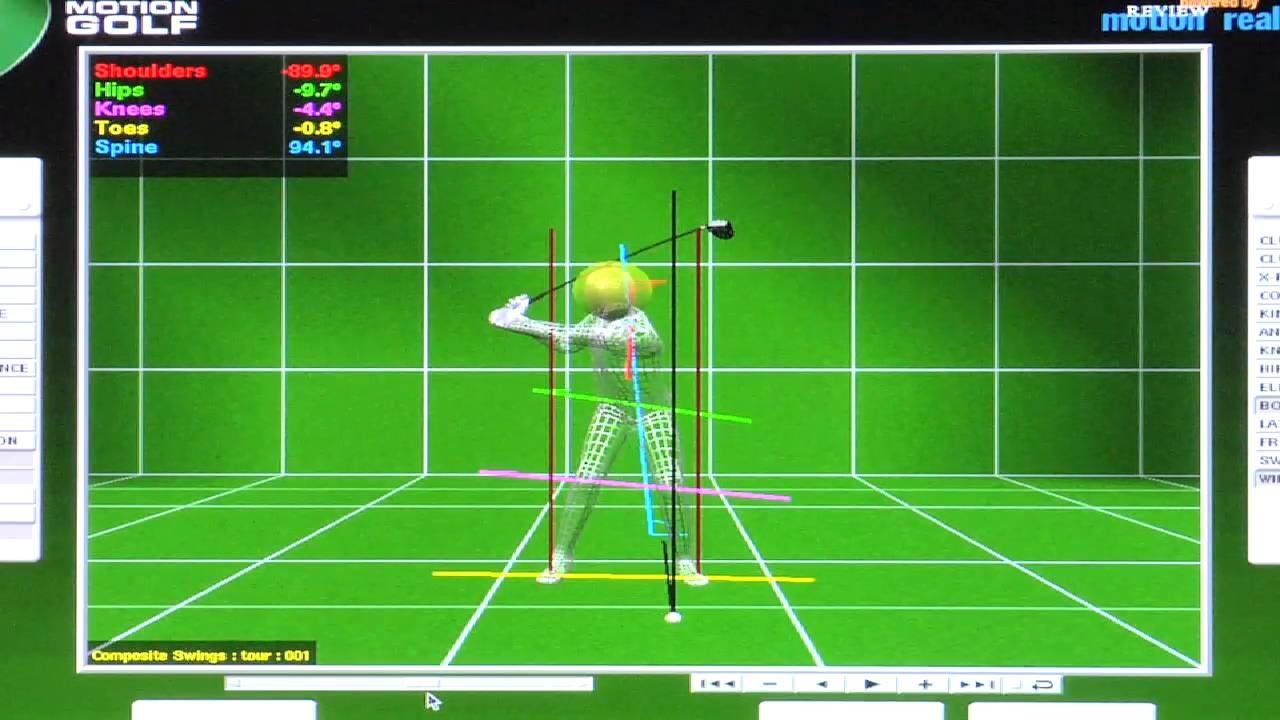 Maximum Power 1.0: Motion Golf - Upper Body