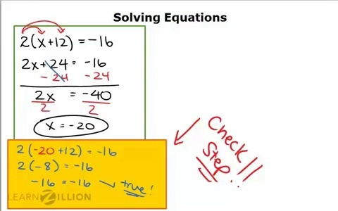 solving word problems using systems of linear equations