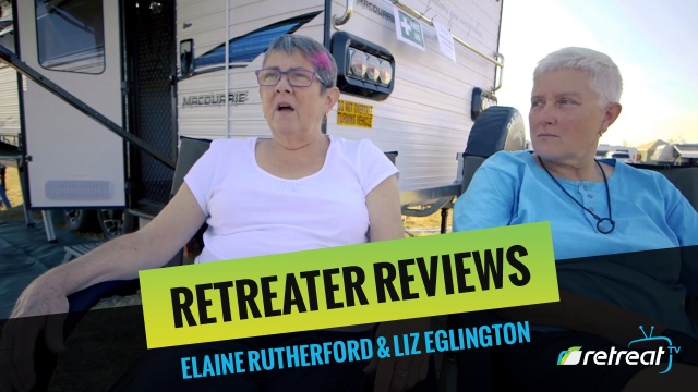 Retreater Review – Elaine Rutherford & Liz Eglington