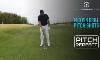 Pitch Perfect - Pitch Shot: Play to a Mid Pin