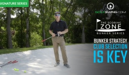 Bunker Strategy: Correct Club Selection is Key