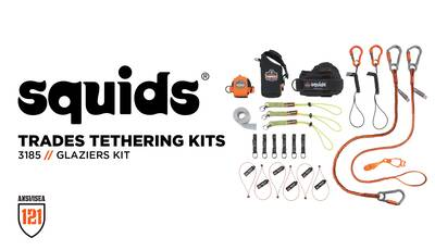 How To Tether Your Tools With The Glazier's Tethering Kit