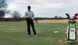 Warm Up With All Of Your Golf Clubs